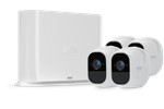 VMS4430P-100EUS - Arlo Pro 2 Wire-Free HD Camera Security System - 4 Cameras