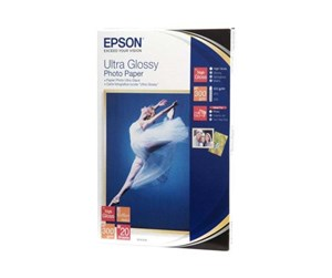 C13S041926 - Epson Ultra Glossy Photo Paper